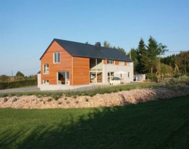 Construction d'une maison à Presgaux
